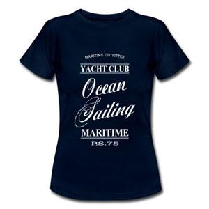 Maritime Sailing T-shirt