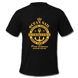 Ocean Sail Regatta Segeln T-shirt